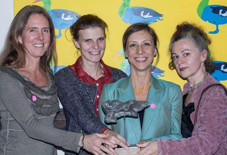 SAFTA Award for SLWA