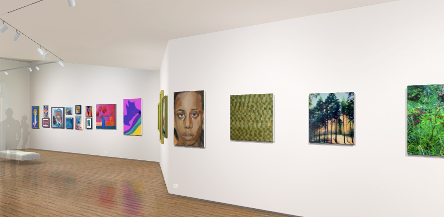 ALL-WOMEN EXHIBITION CURATED BY INDEPENDENT CURATOR